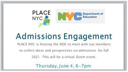 Admissions Engagement