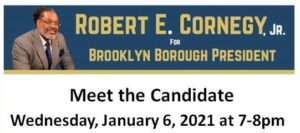 Meet Brooklyn Borough President Candidate Robert Cornegy, Jr.