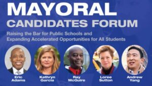 PLACE NYC Hosts Education First Mayoral Candidate Forum – Andrew Yang Added